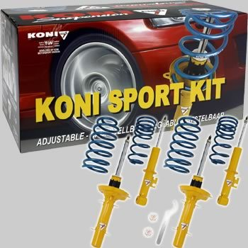KIT SUSPENSION KONI SPORT KIT AUDI A4 B6 2000-2007