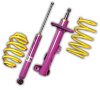 KIT SUSPENSION KW SKODA FABIA II (TODOS) (04/07- /ROOMSTER (09/06-