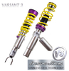 KIT SUSPENSION KW V3 INOX SKODA FABIA (5J) 04/07-